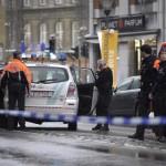 Bélgica: atacan con granadas plaza del mercado navideño