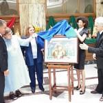 Correo uruguayo lanza sellos con pesebres