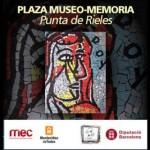 Se inaugura Plaza Museo y Memoria de Punta de Rieles