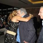 Mujica, Astori y Lacalle inauguraron aceitera de Agroland, en Maldonado