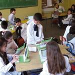 Aspiran alcanzar 185 días de clase efectiva a escolares en 2012