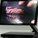Llega en enero el TV más grande y el más  fino: 55 pulgadas x 5  milímetros de grueso