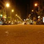 Padre abandonó a niño de dos años en la calle en plena madrugada