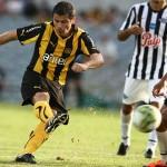 Gregorio ya prepara su debut en la Copa Libertadores