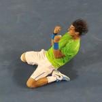 Nadal venció a Federer y jugará la final