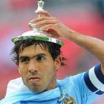 Tévez aún tiene chances en Manchester City