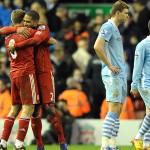 Liverpool en la final de la Carling Cup