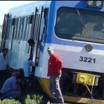 Descarriló el tren que une Argentina con Uruguay