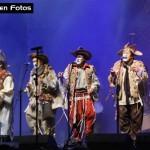 Máximos exponentes de la tradición carnavalera suben hoy a las tablas del Teatro de Verano
