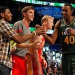 Allen, Garnett y Rondo guían a Celtics en triunfo sobre Cavaliers de 86-83