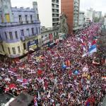 Cien listas en cuatro elecciones simultáneas para la mayor fiesta cívica de un solo partido