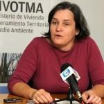 """Ministra Muslera: """"vamos bien"""" para lograr 26.000 nuevas viviendas en el quinquenio"""