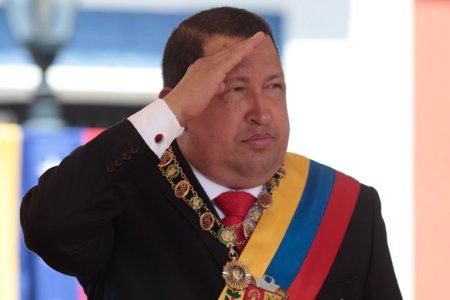 Hugo Chávez AFP