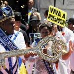 El rey Momo dio inicio al Carnaval de Río