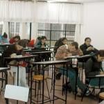 Hay sólo 72 locales en obra, de los 200 comprometidos para arreglar por inicio de clases