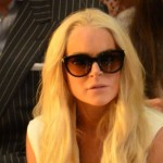 Lohan vuelve a la TV bajo fuerte polémica