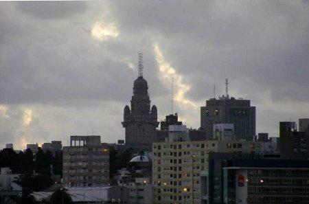 Montevideo nublado