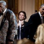 Obama cantó junto a Jagger y B.B. King