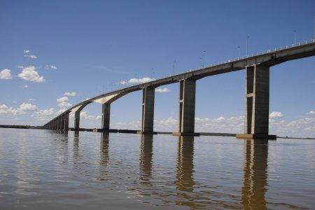 Puente San Martin Uruguay Puente San Martin
