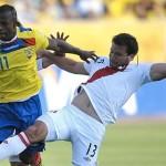 El lateral de Perú Revoredo será dirigido por Pelusso en Olimpia