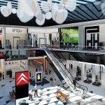 Reabren Costa Urbana Shopping tras arreglos en cielorraso dañado por temporal