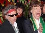 Jagger y Richards, amigos de nuevo