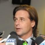Diputado Lacalle propone abolir inmunidad de los parlamentarios  ante la Justicia