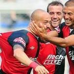 Chevantón aportó un golazo al triunfo de Colón frente a Independiente