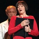 John Malkovich le puso pasión y emoción al Día Mundial del Teatro