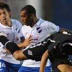 Nacional cayó ante Racing por 1-0 y perdió su invicto en el Clausura