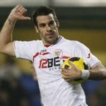 El Sevilla golea al Mallorca y se acerca a un puesto en la Liga de Campeones