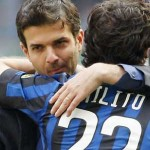 Cinco goles argentinos dan el triunfo al nuevo Inter de Stramaccioni