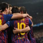 Barcelona sigue de largo en la Liga de Campeones