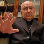 """Arzobispo Cotugno: """"Quien habla mal de mí habla mal de la Iglesia, porque soy su expresión más visible"""""""