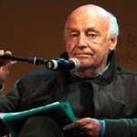 Una multitud desbordó la Feria del Libro de Buenos Aires para ver y escuchar a Eduardo Galeano