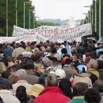 Miles de argentinos volvieron a marchar contra pastera UPM (ex Botnia)