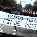 Desempleo dramático, recesión, rigor, un amargo cóctel para España hasta 2013, por lo menos