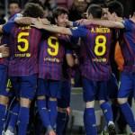 Barcelona, a cuatro puntos de Real Madrid, no puede fallar ante Levante