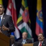 América Latina y Obama debatirán sobre integración, pobreza, combate a las drogas y bloqueo a Cuba