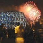 Desfiles y pirotecnia pese a la crisis, para celebrar supuestos 2.765 años de la fundación de Roma