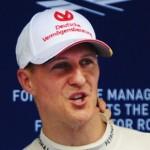 Schumacher saldrá entre los tres primeros en el Gran Premio de China