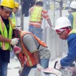 Obras están paradas en todos los liceos por las vacaciones de la construcción