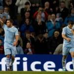 Manchester City golea y se acerca al United de la mano de Tevez y Agüero