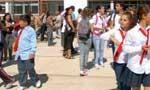 Al menos 8.000 estudiantes quieren trabajar como empleados públicos