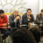 Presidencia, MTSS, SUNCA y empresas, buscan salvaguardar trabajadores
