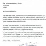 """Julio Baraibar, el embajador de Mujica para conflictos, renunció por """"hablar de oídas"""""""