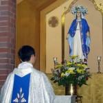 Párroco de Buenos Aires contrata seguridad privada, por los robos a sus fieles al ir a misa