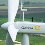 Grupo español Gamesa entra en mercado energético uruguayo con 25 turbinas para parque eólico en Tacuarembó