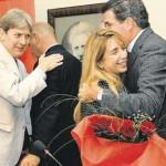 Feroz asalto en pleno centro de Montevideo a la secretaria general del Partido Colorado, diputada Marta Montaner