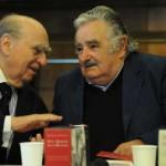 """Mujica en la lectura maratónica de Don Quijote: """"Hay una contradicción entre nuestra biología y la vida que vivimos"""""""